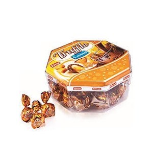 Elvan Truffle w/Caramel Cream 6/650 gr