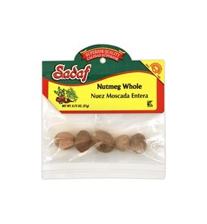 Nutmeg Whole 12/0.75 oz