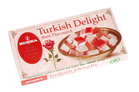 Koska Turkish Delight Rose 12/500 gr