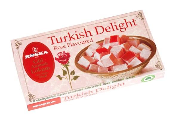 Koska Turkish Delight Rose 12/500 gr