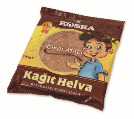 Koska Kagit Halva w/Cacao 30/45 gr