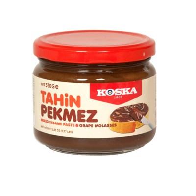 Koska Tahin with Grape Molasses 12/350 gr