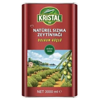 Kristal Extra Virgin Olive Oil 4/3 lt