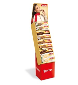 Loacker Gran Pasticceria (Display) 54x100 gr (16153-011)