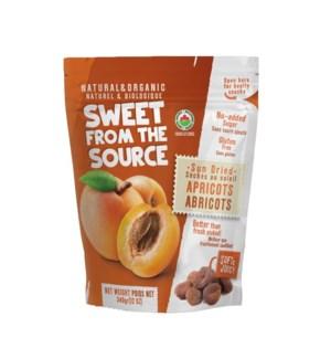 SFTS Organic Dried Apricots Soft 10/250 gr