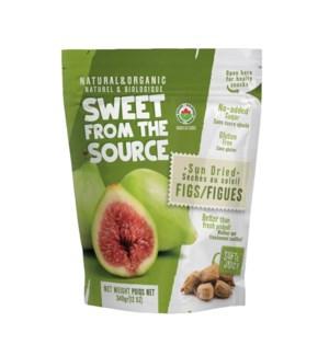 SFTS Organic Dried Figs Soft 10/250 gr