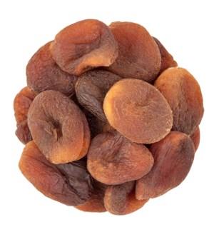Organic Dried Apricots 28lb (12.5kg)