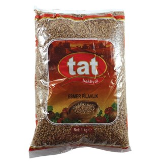 Tat Brown Coarse Bulgur 12/1 kg