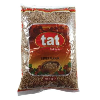 Tat Brown Coarse Bulgur 12/1 kg