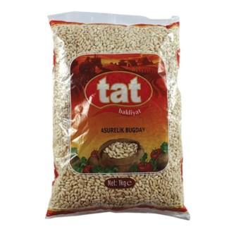 Tat Shelled Wheat 12/1 kg