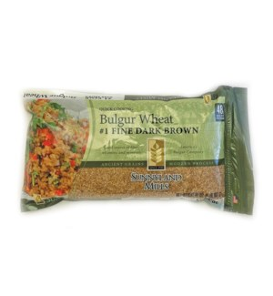 Sunnyland Bulgur BROWN #1 9/2 lb