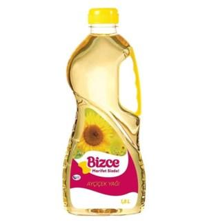 Bizce Sunflower Oil 6/1.8 Lt