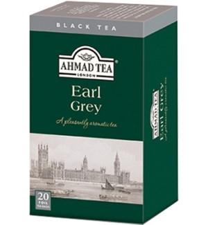 Ahmad Tea Early Grey 6/20 pcs