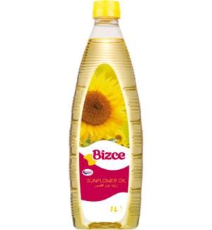 Bizce Sunflower Oil 12/1 Lt