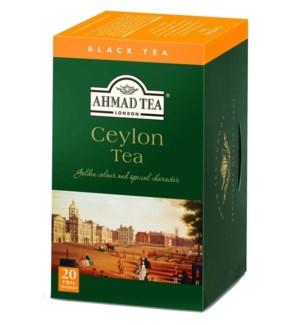 Ahmad Tea Ceylon 6/20 pcs
