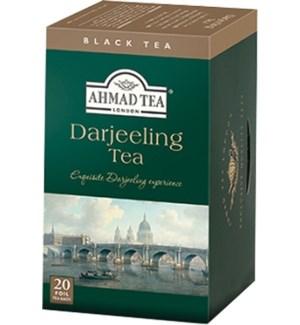 Ahmad Tea Darjeeling 6/20 pcs