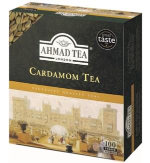 Ahmad Tea Cardamom 24/100 Tag