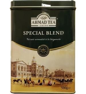 Ahmad Tea Special Blend (Tin) 12/500 gr