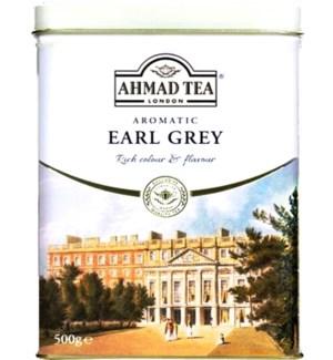 Ahmad Tea Aromatic (Tin) 12/500 gr