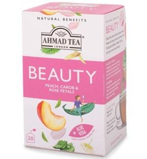 Ahmad Tea Natural Benefits Beauty 6/20 pcs
