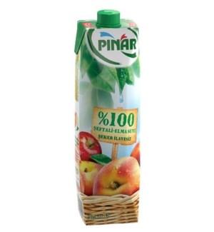 Pinar 100% Apple Juice 12/1 lt