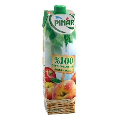 Pinar 100% Apple Juice 12/1 lt