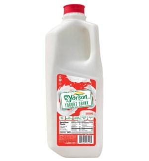 Yorsan Yogurt Drink Original 6/Half Gal