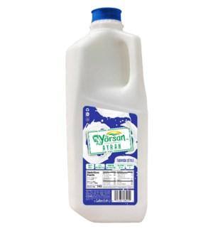 Yorsan Yogurt Drink Turkish Style 6/Half Gal