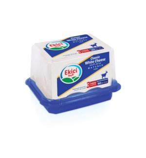 Ekici Full Fat Matured Goat White Cheese 8/600 gr