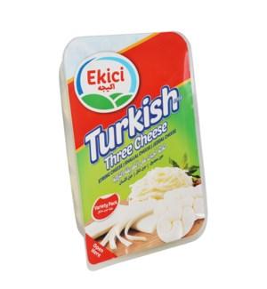 Ekici Turkish Style Three Cheese 24/200 gr