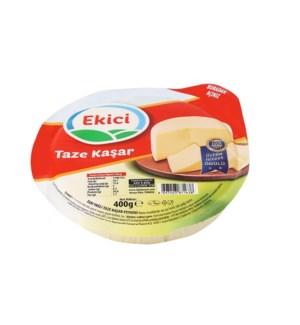 Ekici Fresh Kashkaval Cheese Picnic 12/400 gr