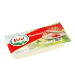 Ekici Fresh Kashkaval Cheese 8/1000 gr