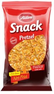 Aldiva Snack Pretzel Cracker 12/400 gr