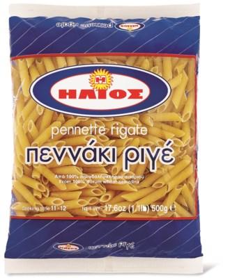 Helios Penne Rigate 12/500 gr