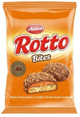 Aldiva Rotto Biscuit w/Caramel 12/144 gr