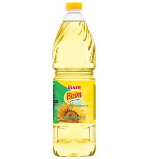 Ulker Bizim Sunflower Oil 20/1 lt