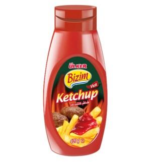 Ulker Bizim Spicy Ketchup 12/420 gr