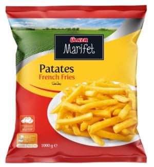 Ulker Marifet Finger Potato 10/1000 gr