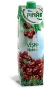 Pinar Sour Cherry Nectar 12/1 lt