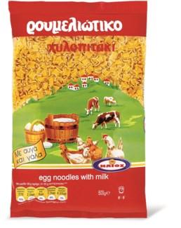Helios Velouhi Egg Noodles 12/500 gr
