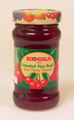 Koska Sour Cherry Preserves 12/380 gr