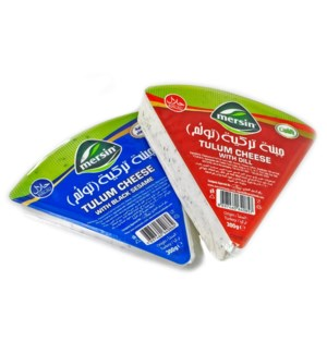 Mersin Tulum Cheese w/Black Sesame & Dill 12/300 gr