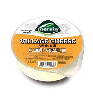 Mersin Village Cheese (w/Dill) 18/250 gr
