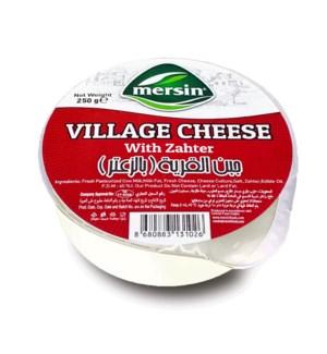 Mersin Village Cheese (w/Zaatar) 18/250 gr