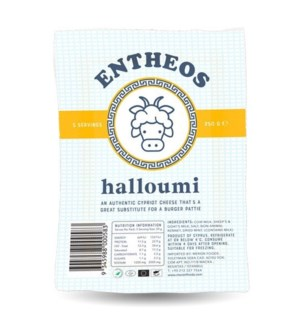 Entheos Halloumi Cheese 40/250 gr