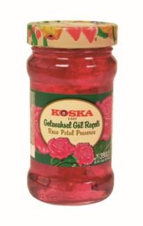 Koska Rose Petal Preserves 12/380 gr