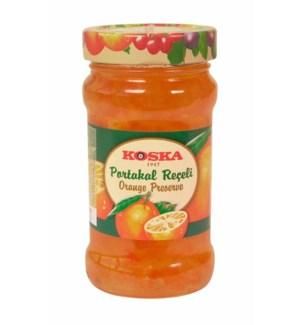 Koska Orange Preserves 12/380 gr