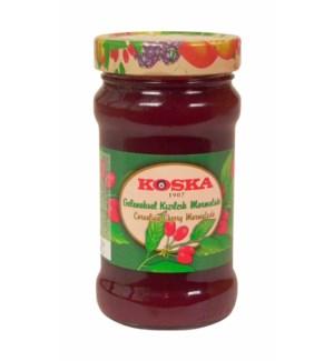Koska Cornelian Cherry Marmalade 12/380 gr
