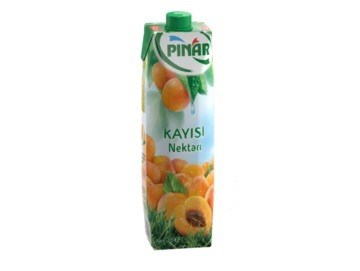 Pinar Apricot Nectar 12/1 lt