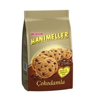 Ulker Hanimeller Chocolate Biscuit 15/170 gr